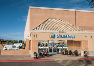 New Scottsdale Medical Supplies store